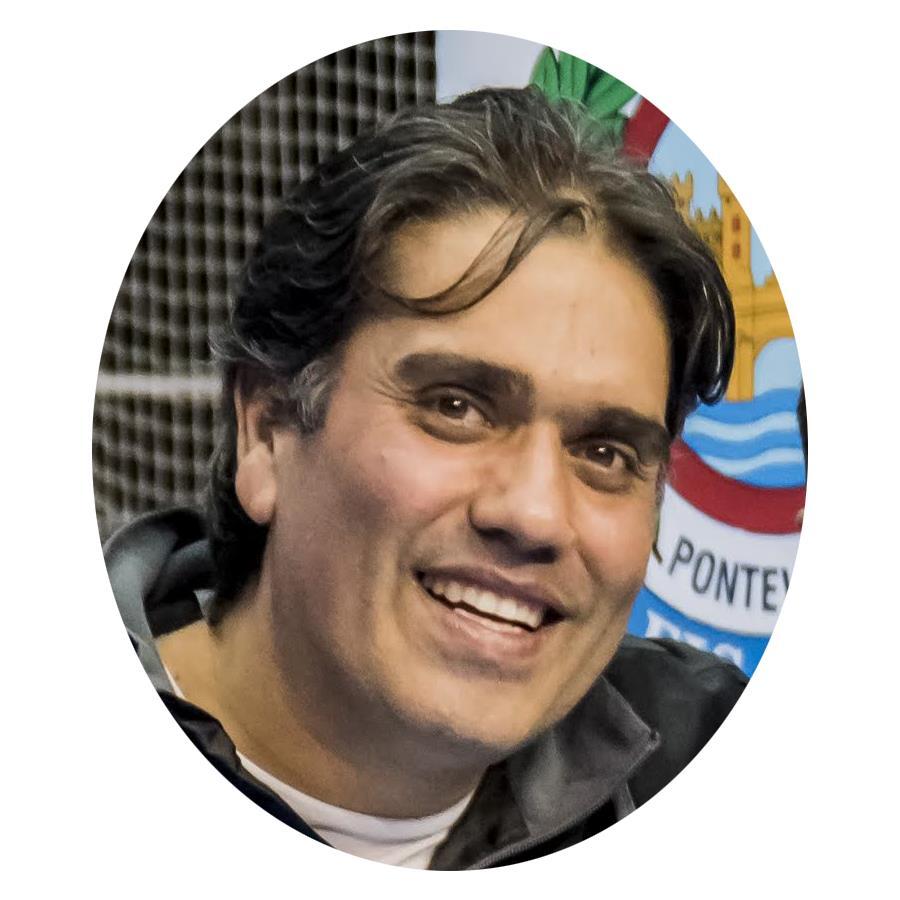 Saludo Presidente-David Barreiro