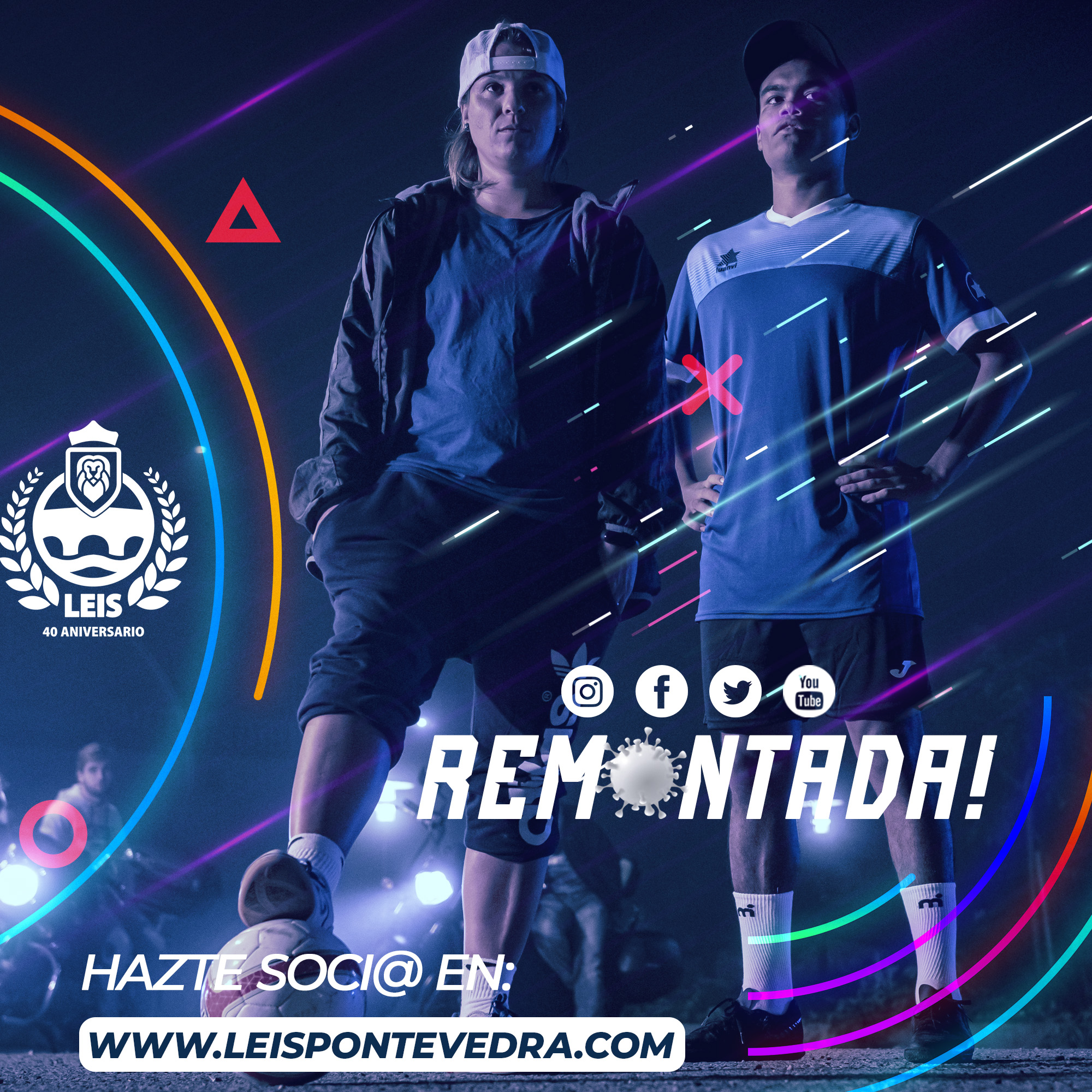 #Remontada! Socios