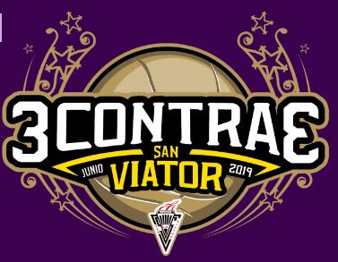 3 contra 3 de Baloncesto San Viator
