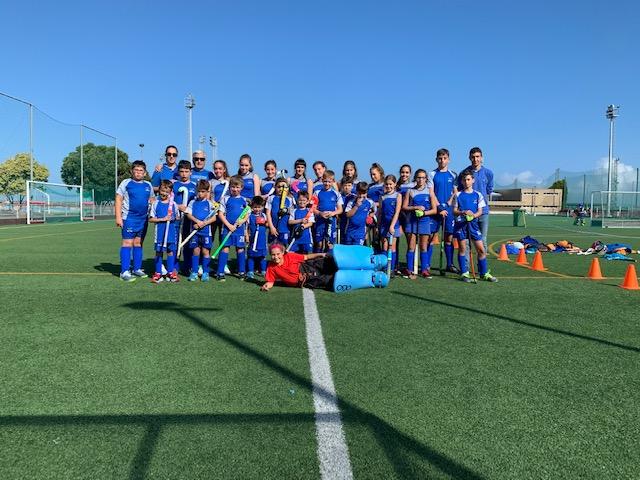 Acudimos al Torneo fiestas del Rosario en Coruña