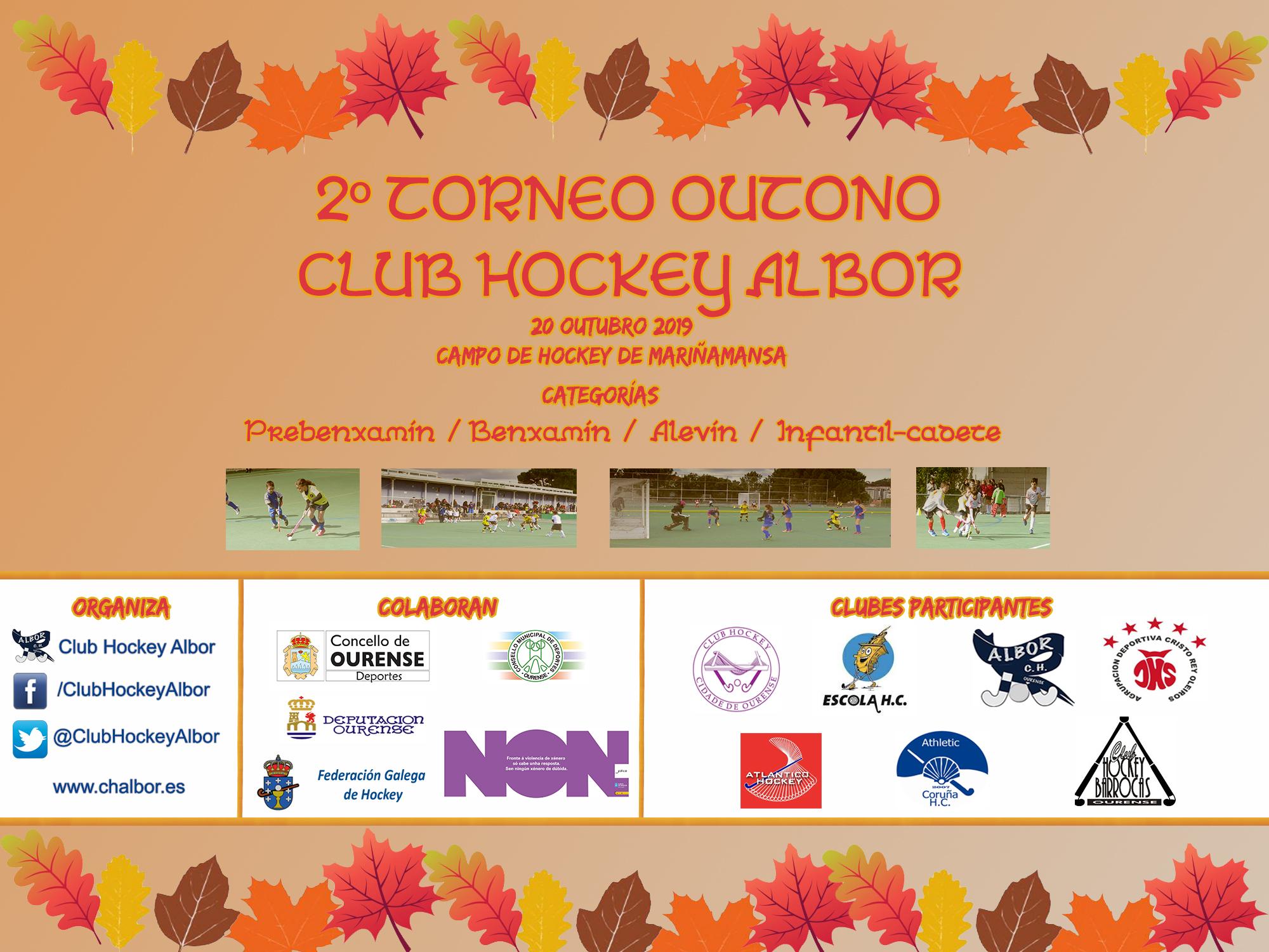 2º Torneo de Outono hockey base