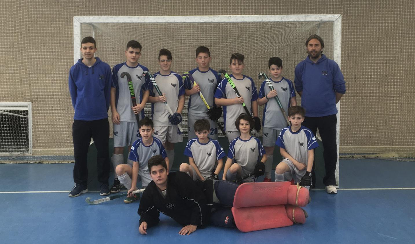 El equipo cadete, campeón provincial de sala