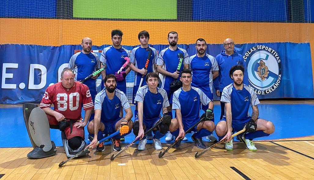 Campeonato gallego de primera sala. Dos equipos entre los tres primeros¡¡¡