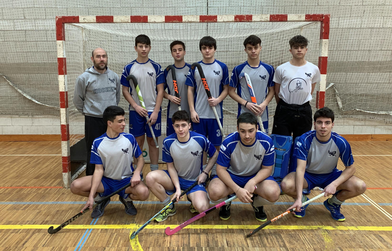 Los juveniles, terceros en la fase de sector en Gijón