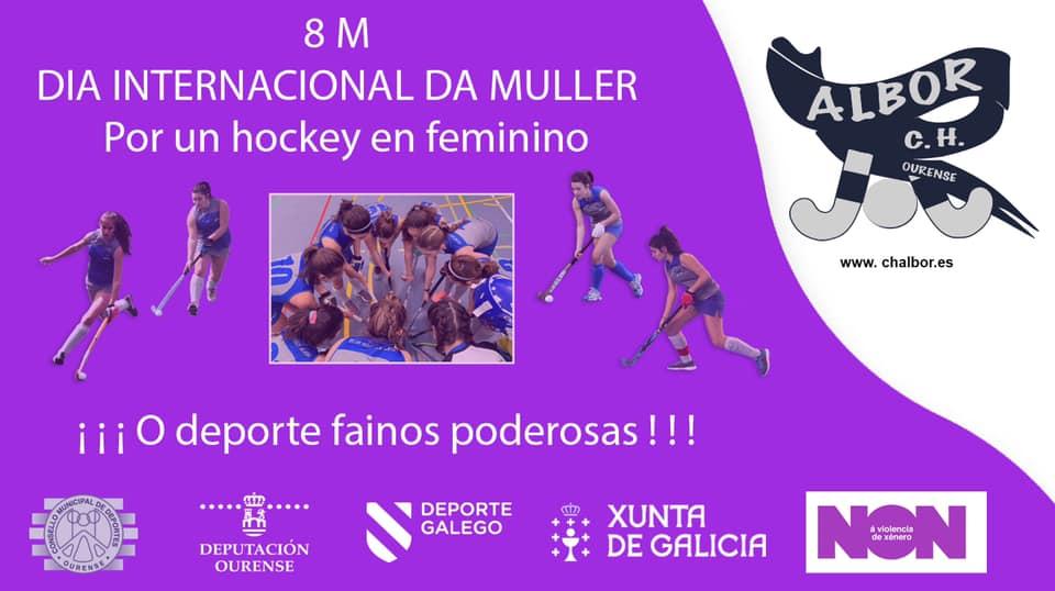 8 M Por un hockey en femenino