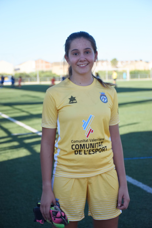 Alba, Cinthia y Lucía repiten convocatoria con la selección valenciana