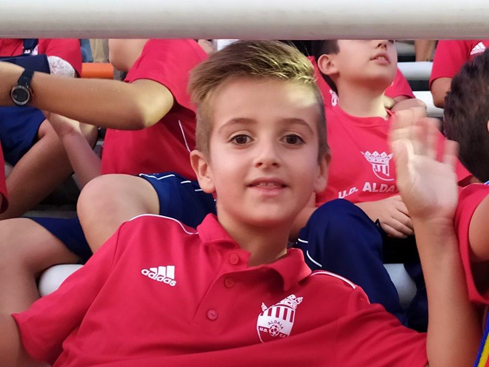 Rojit@s en Mestalla invitados por el Valencia CF