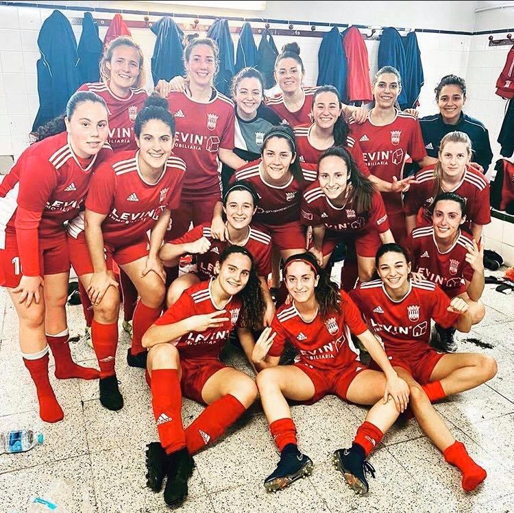 sdsLa Federación proclama campeón de liga al Femenino A, que jugará el playoff de ascenso
