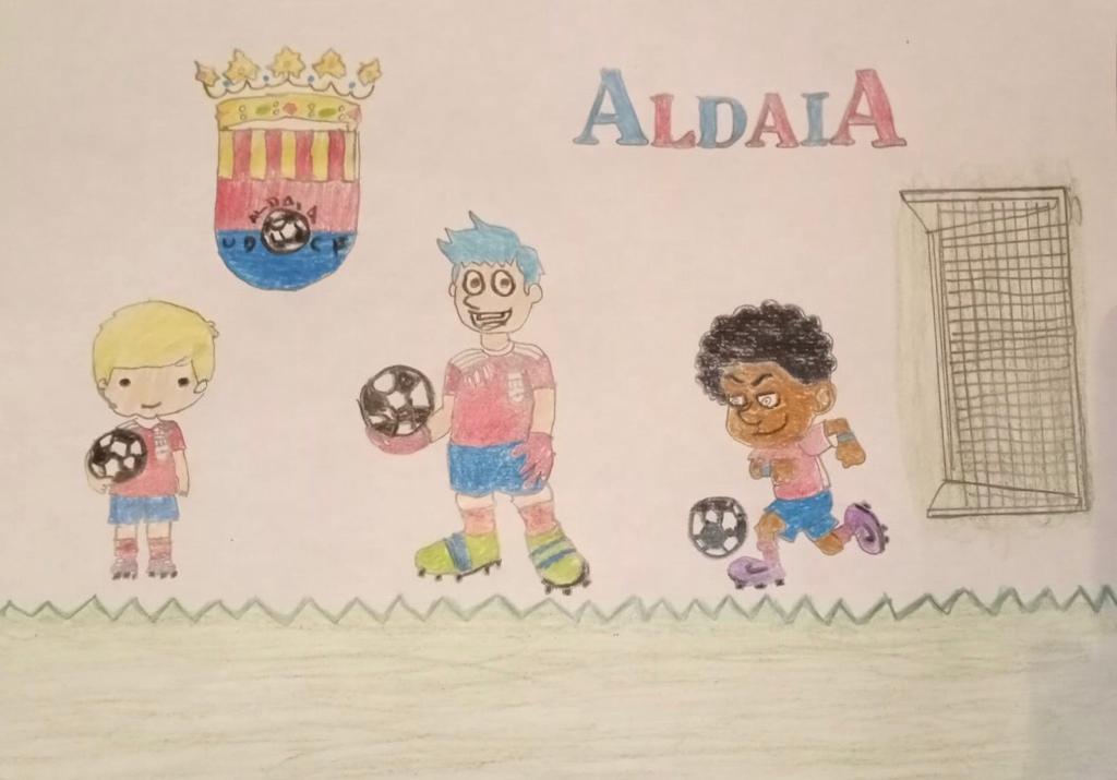 sdsConoce a los ganadores del concurso de dibujos de La UD