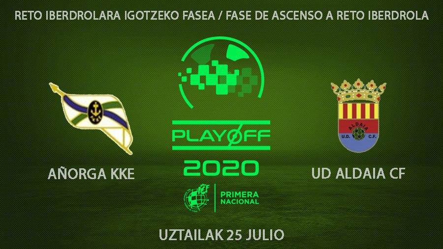 La UD se enfrentará al Añorga KKE de San Sebastián en el playoff de ascenso