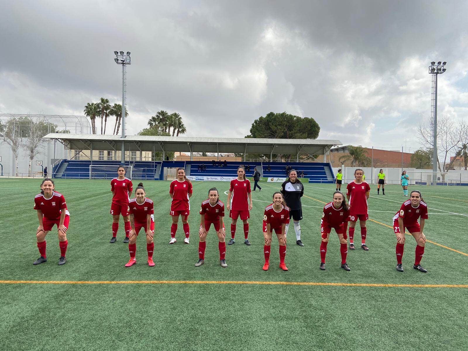 Nuestro Femenino A consigue un empate en casa frente al Levante B que sabe a poco