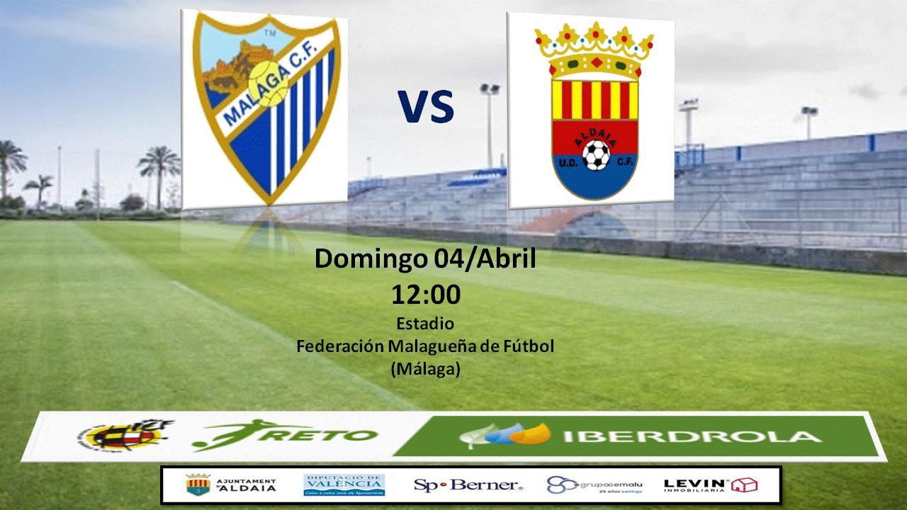 Nuestro Femenino A Liga Reto Iberdrola visita este Domingo el campo del Málaga CF.
