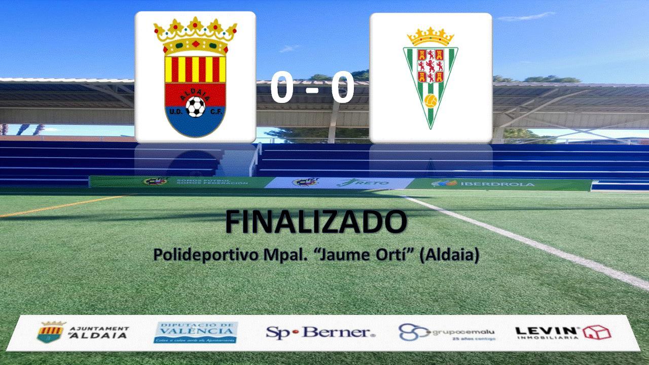 Femenino A consigue un meritorio empate ante el Primer clasificado.