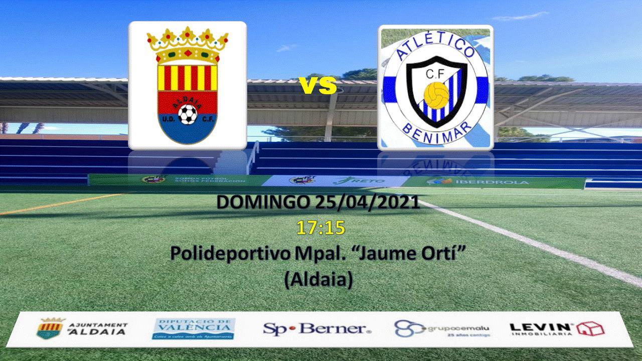 Este Domingo visita nuestro estadio, el Atlético Benimar-Picanya.