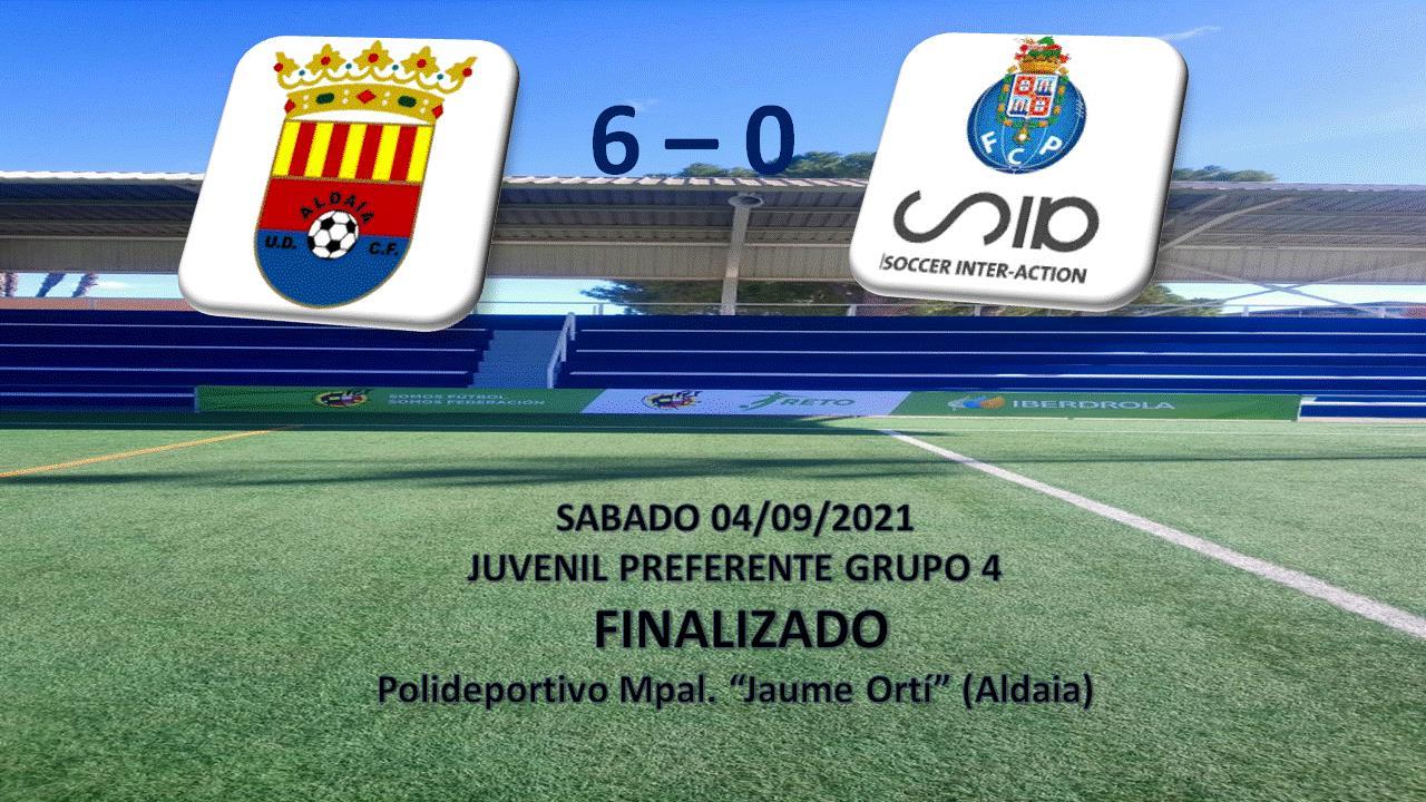 Excelente debut de nuestro Juvenil A en el Grupo 4 de la Preferente Juvenil valenciana.