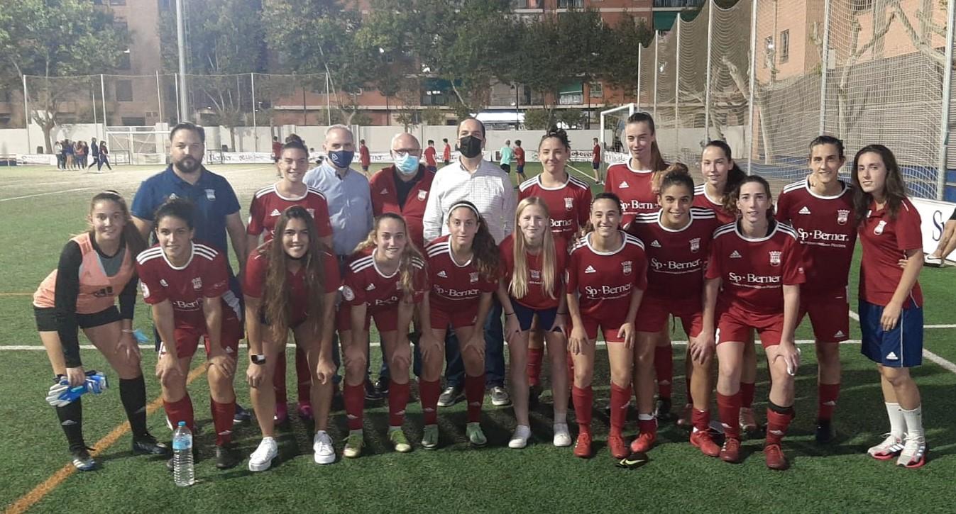 sds7 de Octubre de 2021.  La Copa de la Reina se jugó por primera vez en Aldaia.