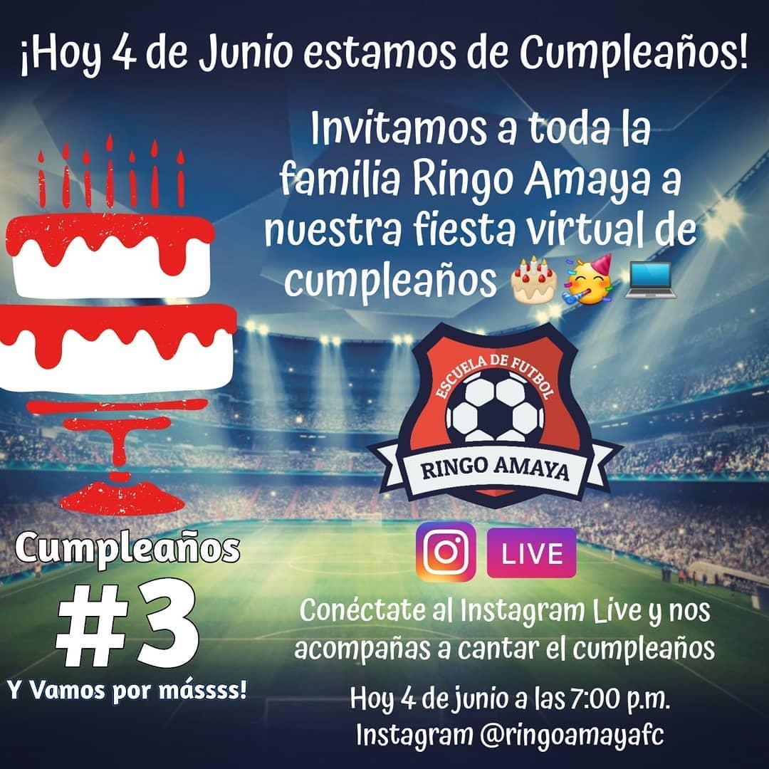 4 de junio... Nuestra fecha de cumpleaños!!