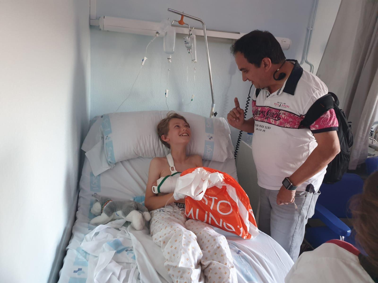 JOSE LUIS FERNANDEZ POR MOTIVOS PERSONALES Y LABORALES DEJA NUESTRO CLUB