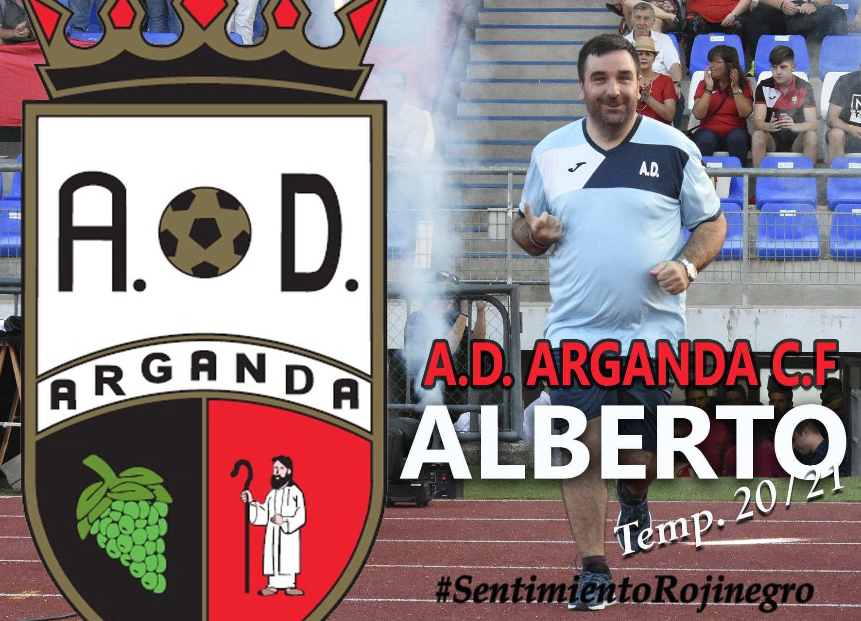 RENOVACIÓN DE ALBERTO DOMÍNGUEZ