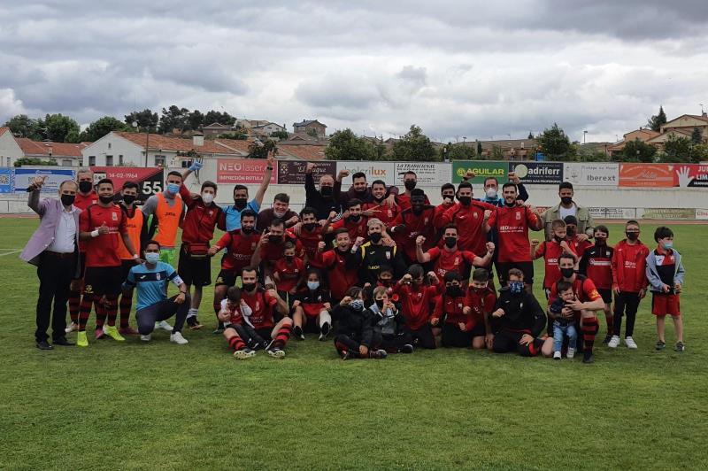 AD ARGANDA CF 0-0 EF CIUDAD DE GETAFE 1/2