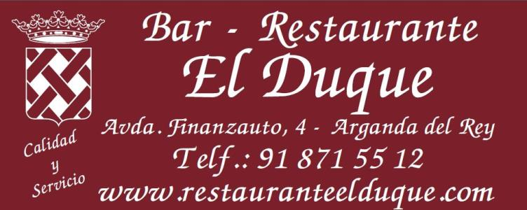 RESTAURANTE EL DUQUE