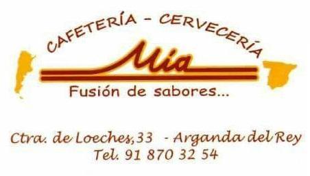 CAFETERIA-CERVECERIA MIA