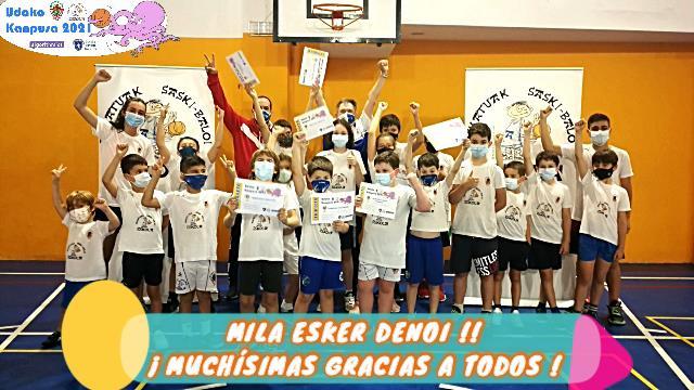 MILA ESKER DENOI !! - ¡ MUCHÍSIMAS GRACIAS A TODOS!
