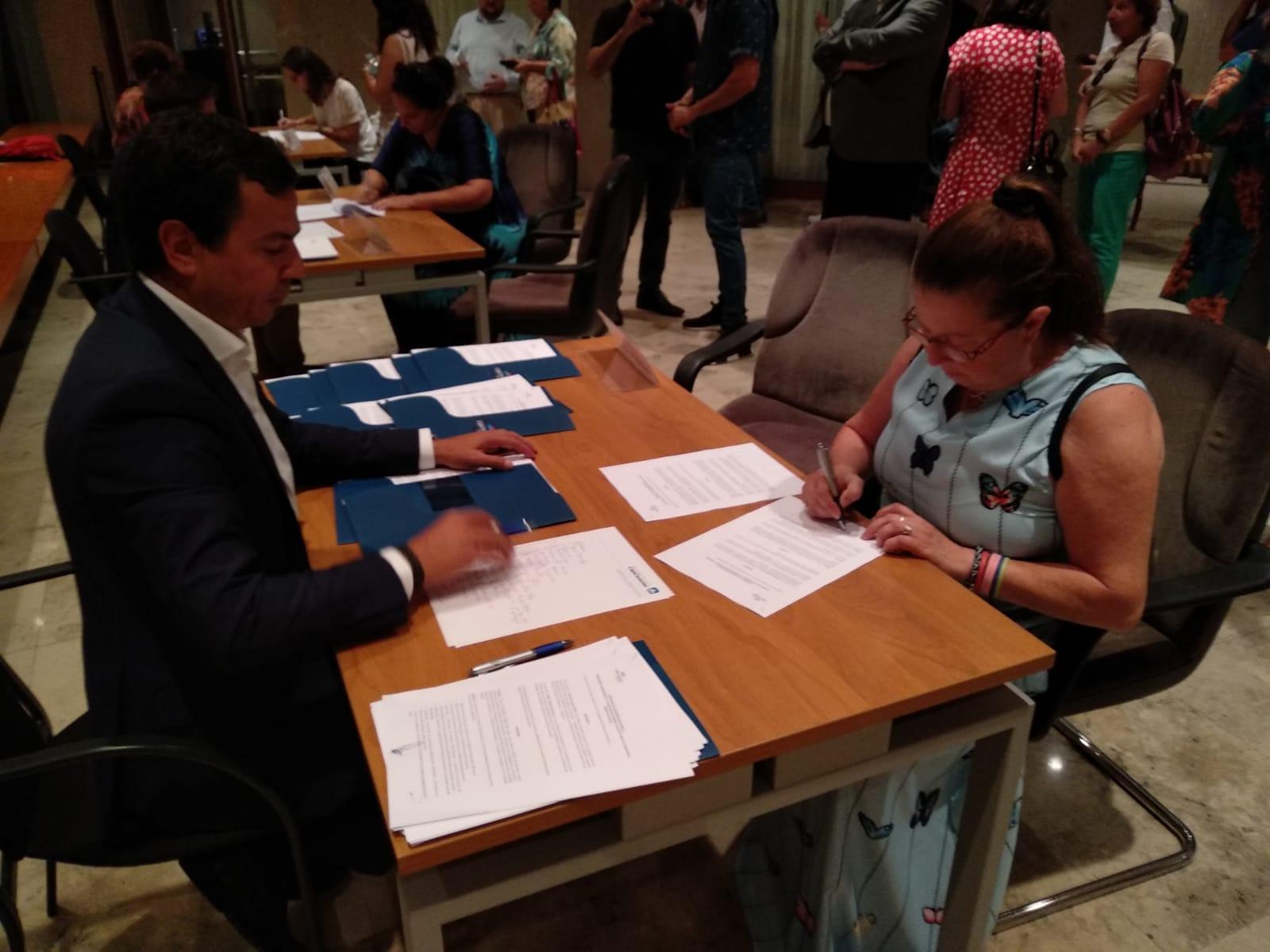 El Tacuense y la Fundación CajaCanarias siguen juntos
