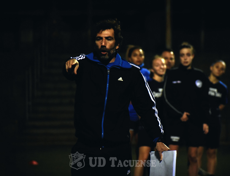 Abraham García, nuevo entrenador del Tacuense
