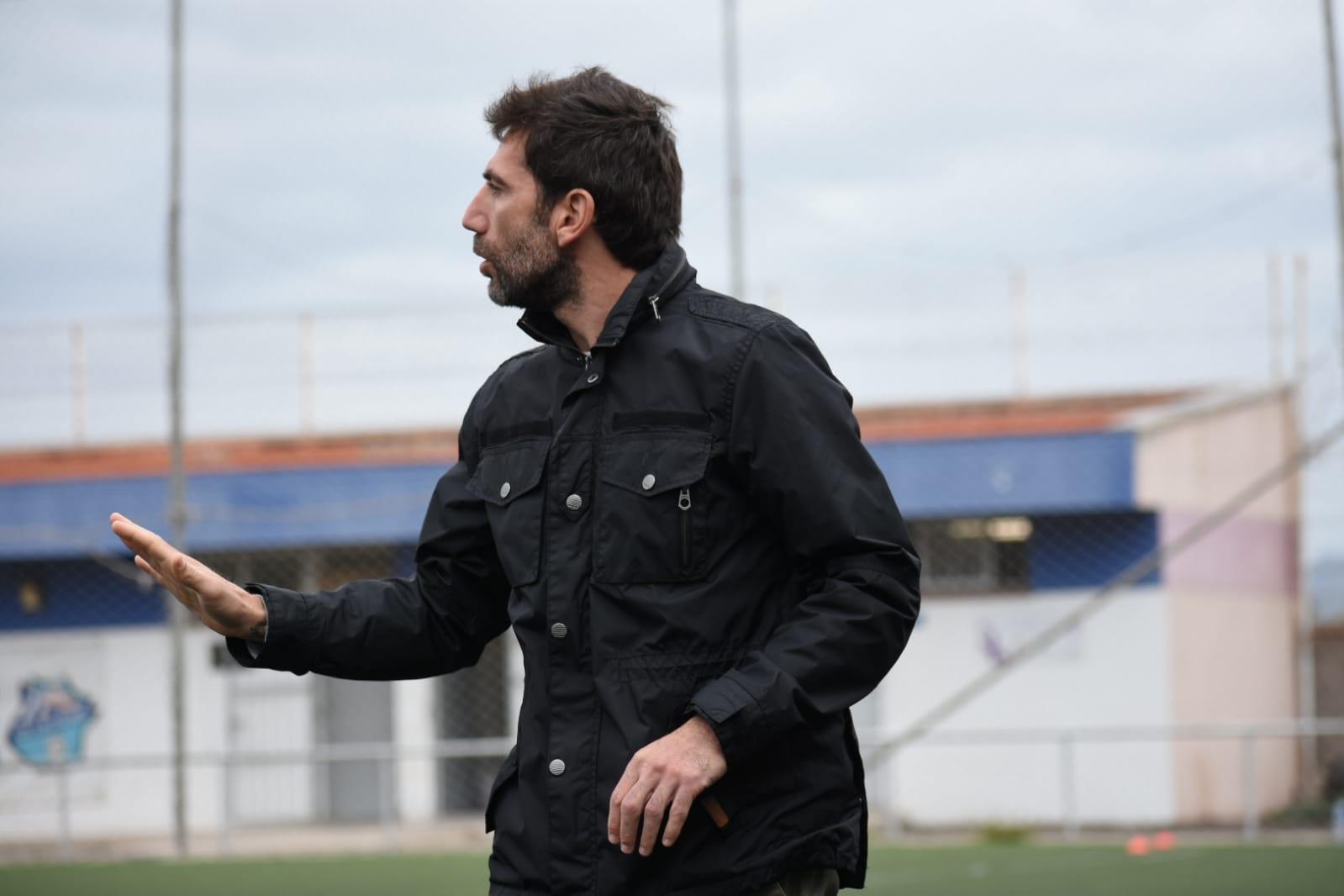 """Abraham García: """"El fútbol ha pasado a segundo plano"""""""