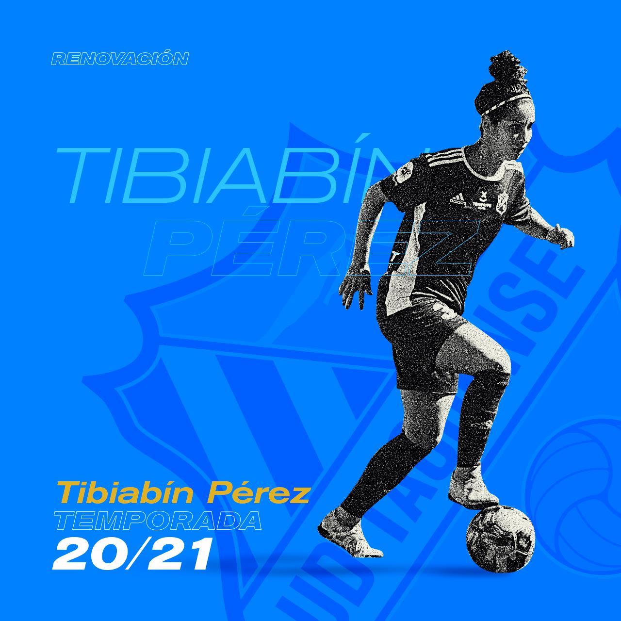 Tibiabin Pérez Rodríguez. Renovada.