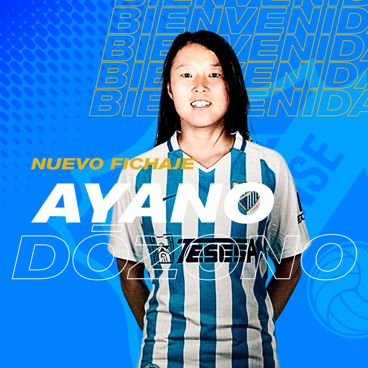 Nuevo Fichaje Ayano Dōzono