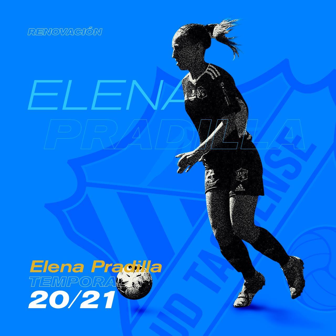 Elena Pradilla también asume el Reto