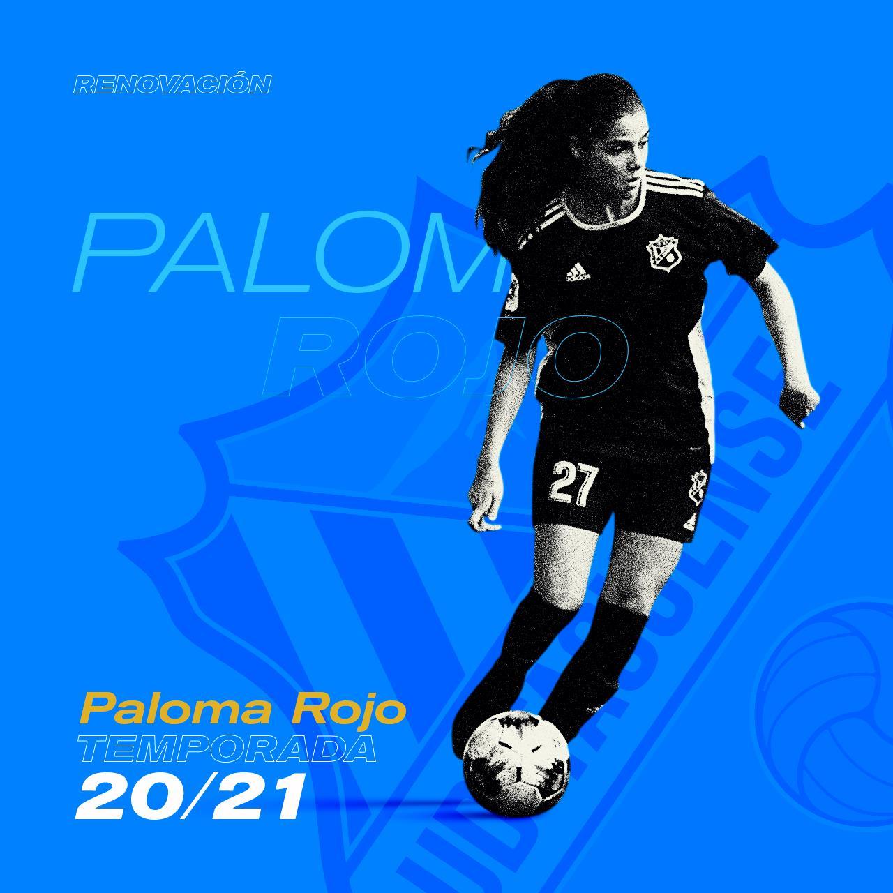 Paloma seguirá creciendo en el Tacuense