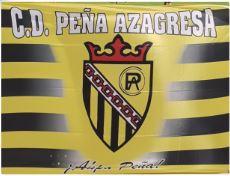 Bandera C.D. Peña Azagresa