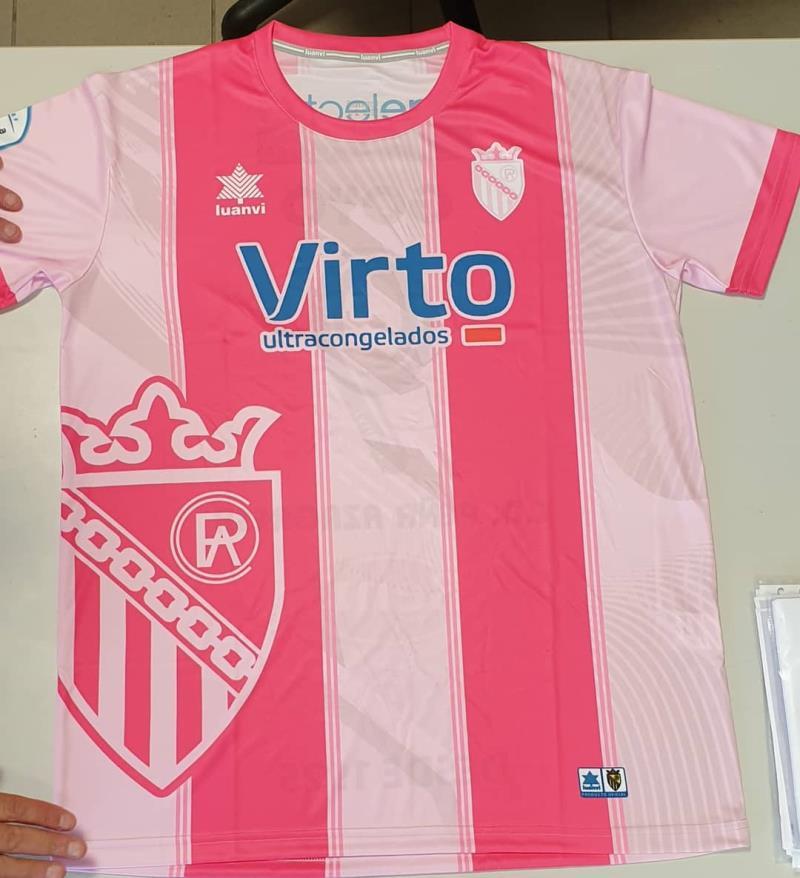Camiseta Portero Rosa