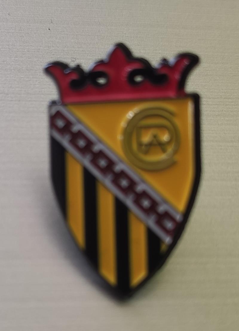 Pin C.D. Peña Azagresa