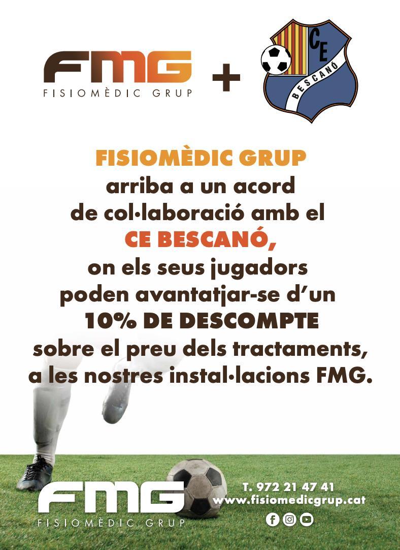 Acord de col·laboració amb FMG Grup!