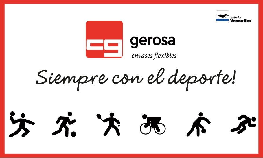 Nou Patrocinador, Cellografica Gerosa, S.A.