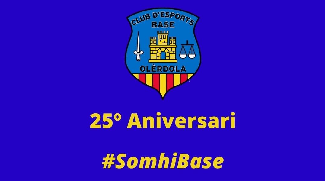 25è Aniversari de l'entitat