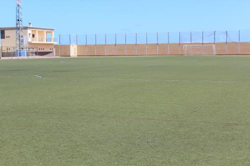 Estadio Municipal El Calero.