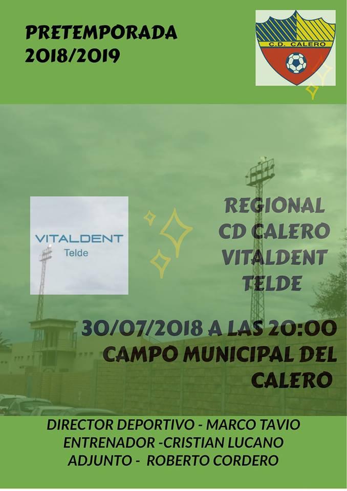 REGIONAL  CALERO VITALDENT