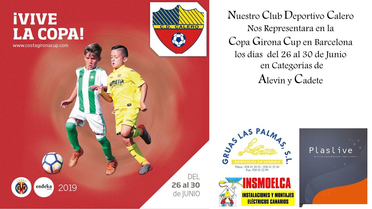 COPA GIRONA CUP 2019