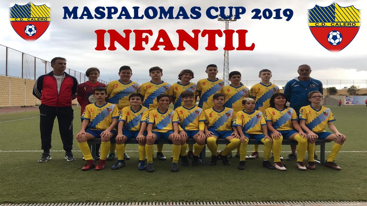 MASPALOMAS CUP 2019