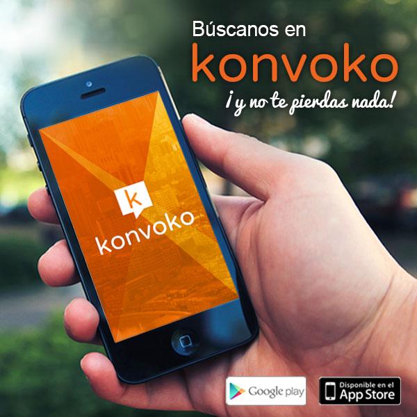 Aplicación Konvoko de nuestro Club Deportivo Calero