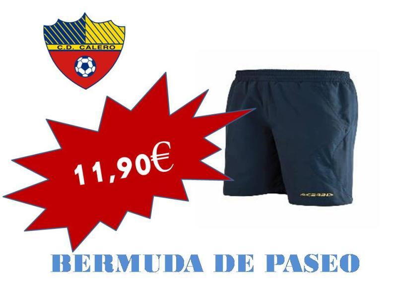 BERMUDA DE PASEO