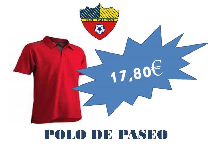 POLO DE PASEO