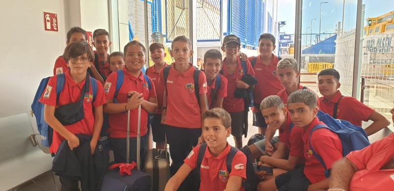 Torneo Las Playitas Fuerteventura Infantil