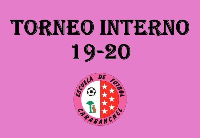 TORNEO INTERNO 2019-2020