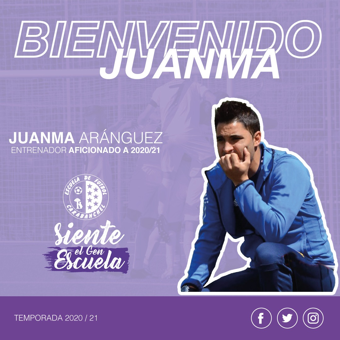 JUANMA ARANGUEZ ¡¡FICHADO!!